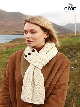 Aran Loop Snood
