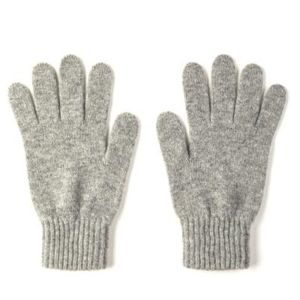Cashmere Gloves - grey