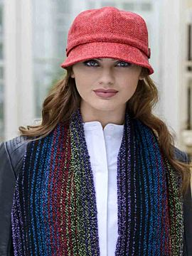 Mucros Weaver Ladies Flapper Cap