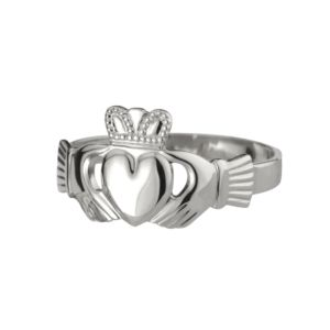 Irish Claddagh Ring S2271