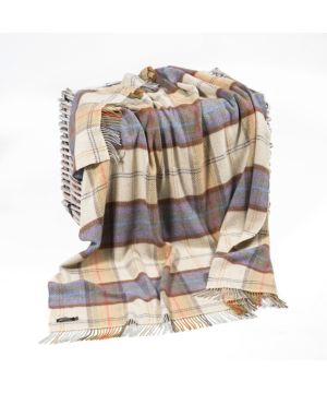 Wool and Cashmere Throw 1458