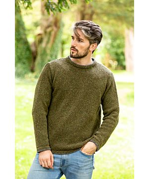 Wool and Cashmere Sky Blue