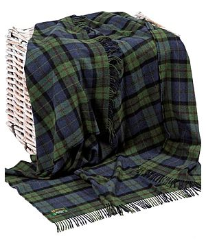 Lambswool Throw - col 625