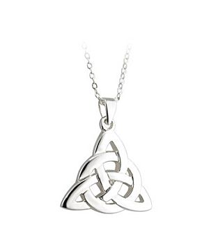 Celtic Knot - Sterling Silver