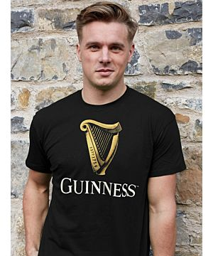 Guinness Label T-Shirt H1028