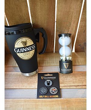 Guinness Gift Set for Golf Lovers