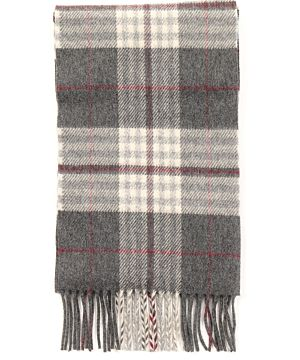 Wool and Cashmere John Hanly Scarf