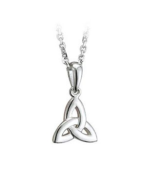 Eternal Love - Sterling Silver