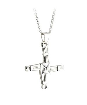 St. Brigid's Cross-Sterling Silver