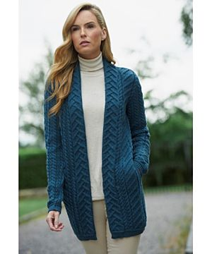Super Soft Edge to Edge Long Cardigan