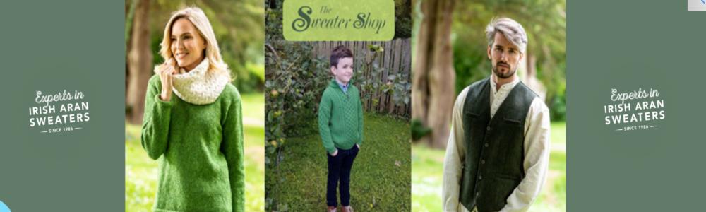 Spring/Summer 2021 Aran Knitwear Highlights