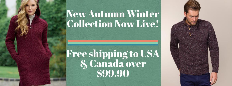 Autumn Winter Sale