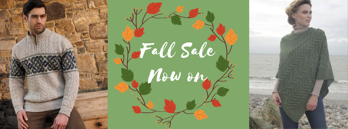 fall sale now on